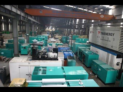 Máy Phát Điện Trường Lộc  { Truong Loc Generator ComPany Introduction }