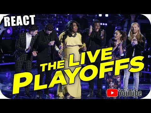 BLAKE SHELTON TEAM PLAYOFFS - Kyla Jade, Spensha, Pryor, Gary Edwards, Austin Giorgio, Wlkes