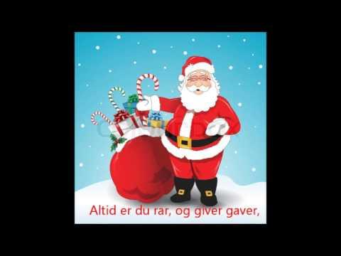 julen sig nærmer sang