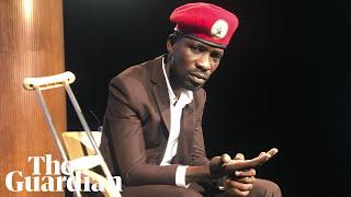 Who is Ugandan pop star turned politician Bobi Wine?