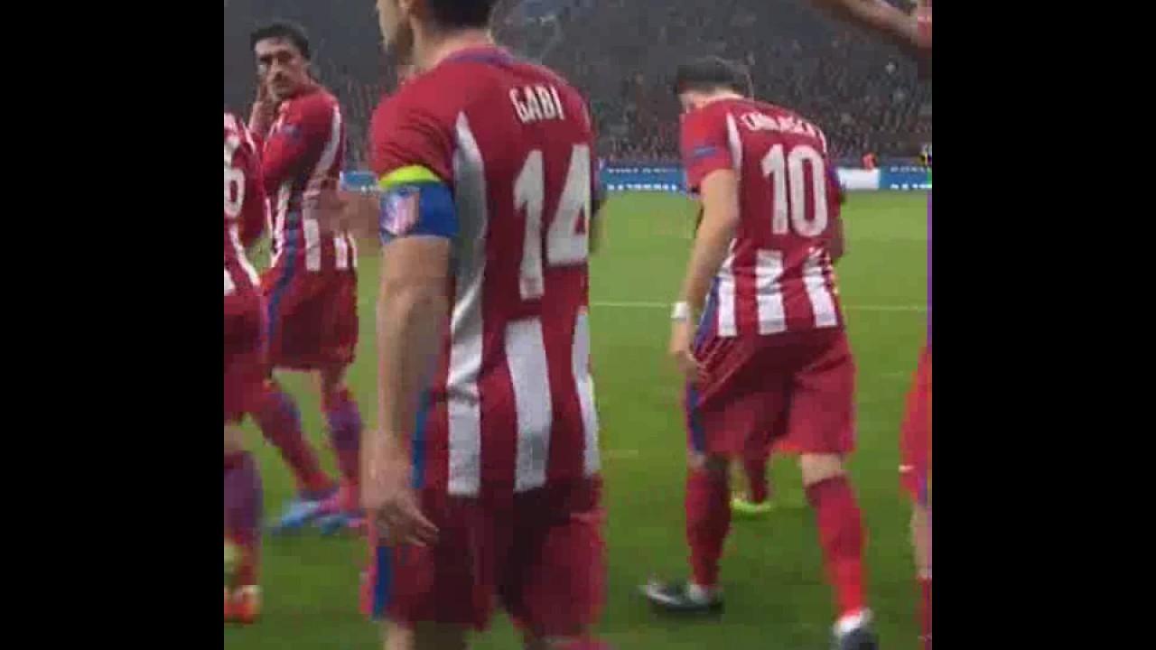 Bayer Leverkusen vs Atletico Madrid 0-1 Saul Niguez Goal Champions League HD 21f44b7c2cc72