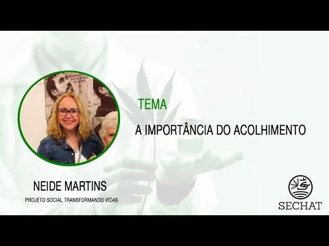 """""""A Importância do Acolhimento"""" - Com Neide Martins"""