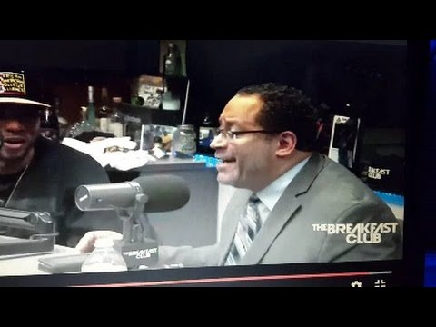 Michael Eric Dyson Says BEYONCE Surpassed MJ...