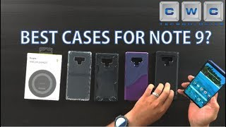 Best Cases for Samsung Galaxy Note 9 in 2019!