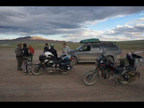 Мотопутешествите 2017. Часть 7. Монголия I
