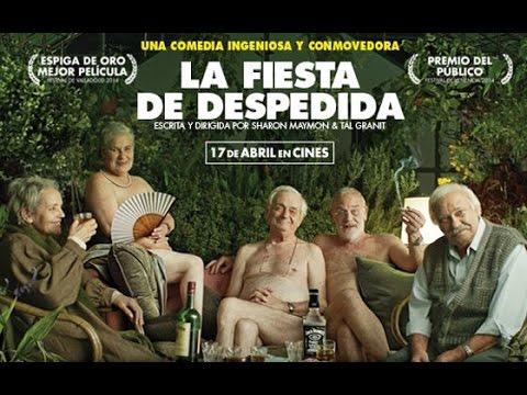 LA FIESTA DE DESPEDIDA - Tráiler