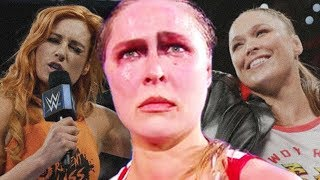 5 Reasons Why Wrestling Fans Hate Ronda Rousey!
