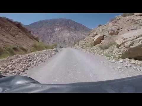 Road to Iskanderkul