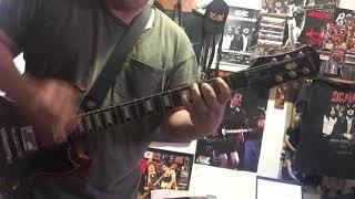 AC/DC - No Man's Land (Guitar cover)