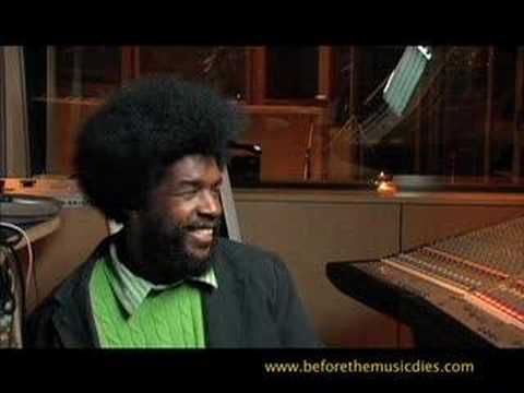 Questlove advice for bands - from B4MD