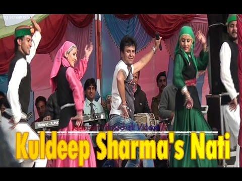 Kuldeep Sharma's Live Nati | Himachali Nati