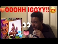 Iggy Azalea Mo Bounce Reaction!