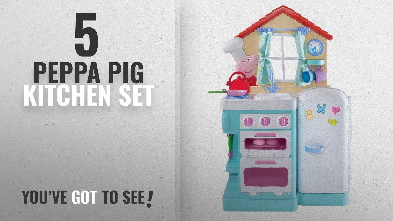Top 10 Peppa Pig Kitchen Set [2018]: Peppa Pig Giggle & Bake Kitchen Top Rated Baby Kitchen Set on top best kitchens, top movie kitchens, new updated kitchens, apron sinks for kitchens, top country kitchens, top dream kitchens,