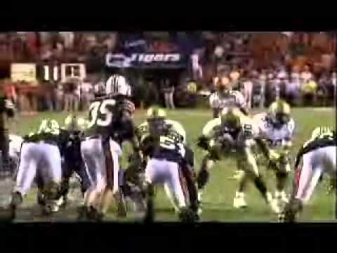 Georgia Tech vs Auburn Football 2005