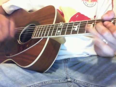 Axis: Bold as Love Acoustic Guitar (cover)