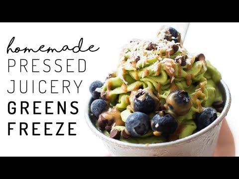 Copycat Pressed Juicery Greens Freeze Recipe {no bananas!}