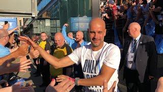 Man city champions parade 2018!