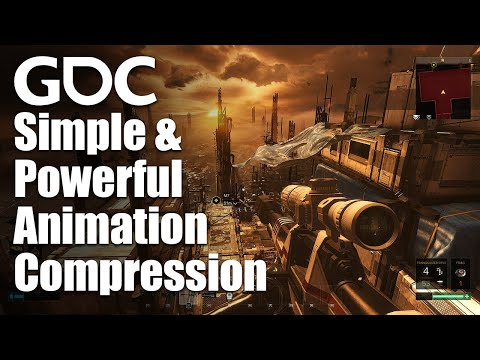 Simple and Powerful Animation Compression