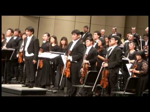 Yellow River Symphony Orchestra 郑州 黃河交响樂團