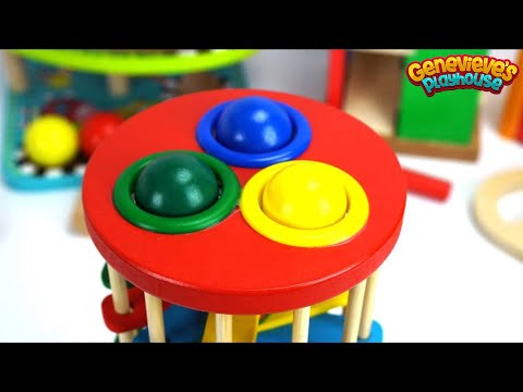Best Preschool Learning Toys Compilation Videos for Kids! Long Educational Learning Movie for Kids!