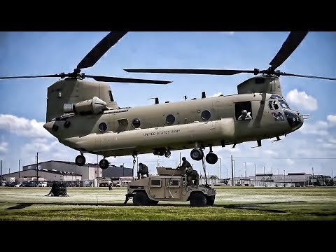 Air Assault Helicopter