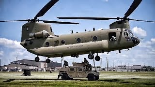 Air Assault Helicopter Training • U S  Army