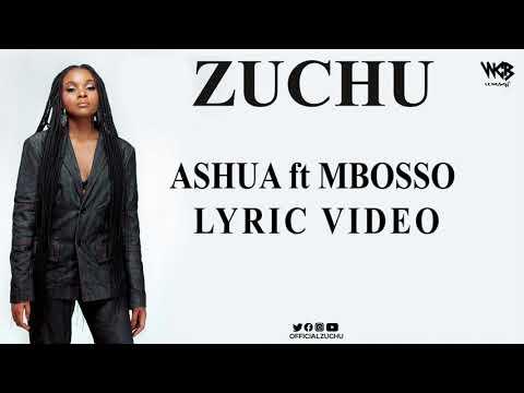 Download Zuchu ft Mbosso - Ashua (Lyric Video)