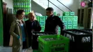 Duen a embotellar i gasificar a les instal·lacions de La Paduana de Petra la beguda Pep Lemon