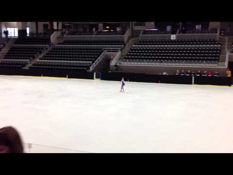 State Games of America 2015 Figure Skating Competition - Lauren Jones