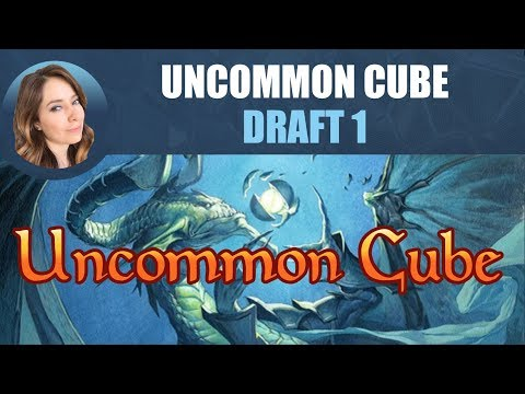 Uncommon Cube Draft #1  Magic: The Gathering