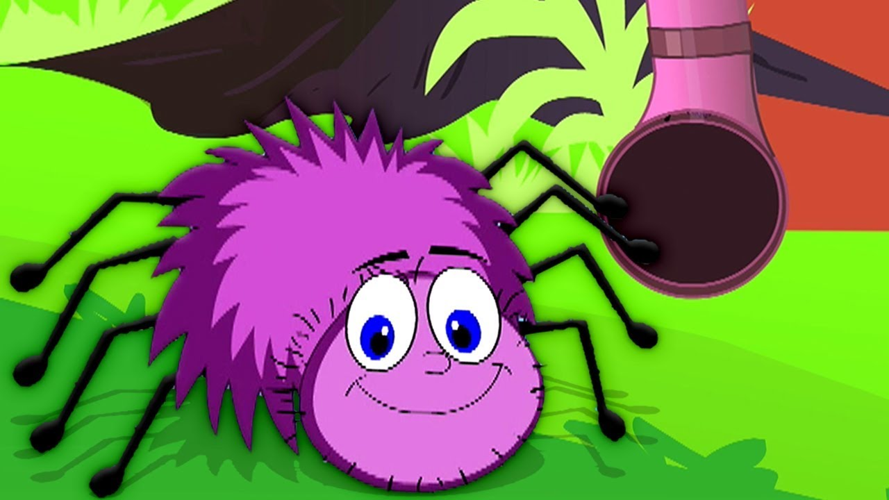 Incy Wincy laba-laba   lagu anak-anak   Incy Wincy Spider   Kids Tv Channel Indonesia   Lagu Anak