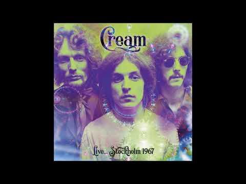 Cream - Live in Stockholm (1967) - Bootleg Album (Live) Mp3