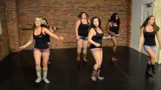 Riverbank Stomp Line Dance - Boot Boogie Babes