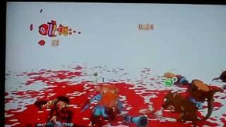 Fairy Tale Fight white room demo xbox 360