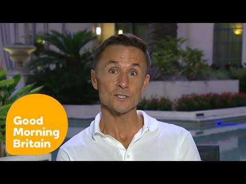 Dennis Wise Addresses I'm a Celeb Controversy | Good Morning Britain
