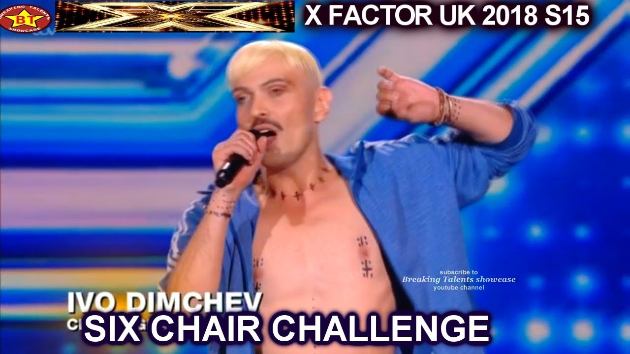 X Factor UK 2018 Six Chair Challenge Pt 1 – Live Blog and VIDEOS