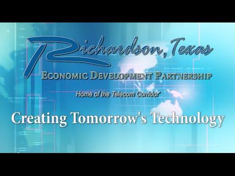 Richardson, Texas - Creating Tomorrow's Technology (2014)