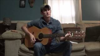 Cole Swindell - You Aint Worth the Whiskey Cover - Dusty Sanderson