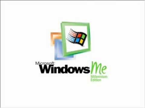 Windows ME 起動音 - YouTube