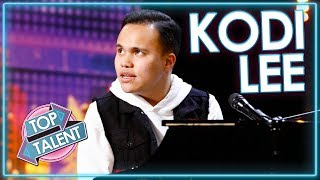 Singer Kodi Lee WINS America's Got Talent 2019 | Top Talent