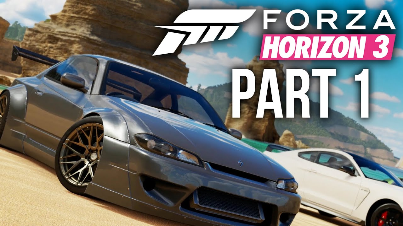 Forza Horizon 2 Gaming Chair Sheepskin Pad Nz 3 Gameplay Walkthrough Part 1 Intro Full