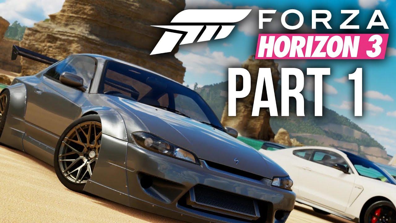 Forza horizon 3 gameplay walkthrough part 1 intro full game forza horizon 3 gameplay walkthrough part 1 intro full game youtube malvernweather Images