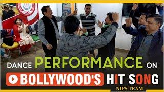 Dance Performance on Bollywood's hit Song   NIPS team