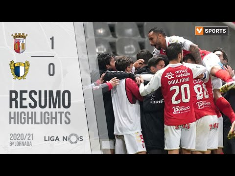 Braga Famalicao Goals And Highlights