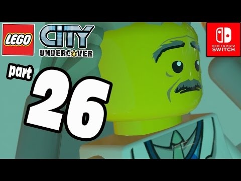 Lego City Undercover Part  26 Secret LAB co-op (Nintendo Switch)