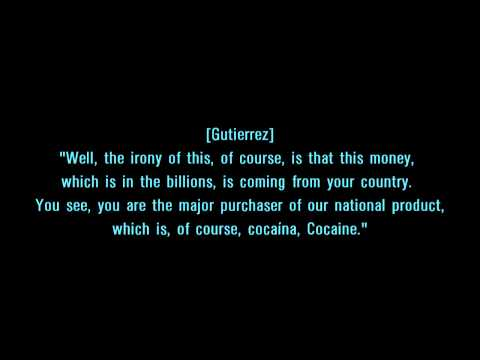 Immortal Technique - Peruvian Cocaine Lyrics | HD