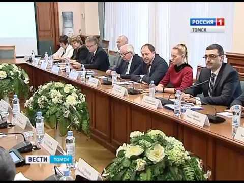 Осоздании Томского исследовательского медицинского центра