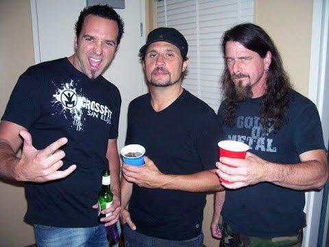 Dave Lombardo vs Paul Bostaph vs Dette