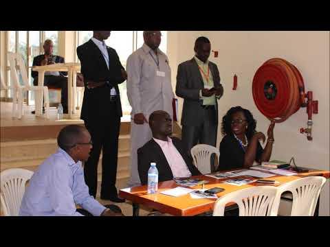 AAUN Uganda Workshop photo movie
