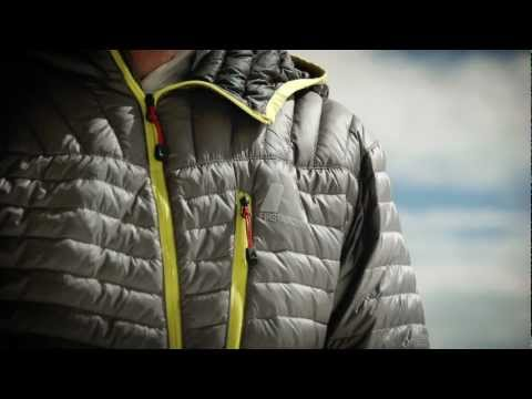 First Ascent MicroTherm™ Down Hooded Jacket From Eddie Bauer